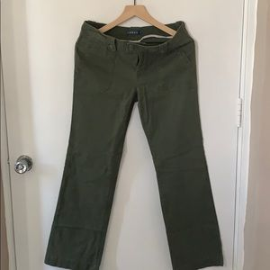Old Navy Boot Cut Cotton Pant
